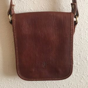 genuine leather purse from Florence Italy